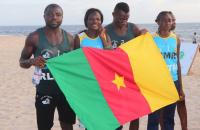 Tournoi international de Beach volley Zone 4: Le classement final