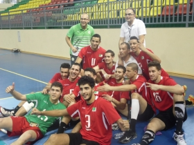 Egypt, Algeria, Cameroon and Tunisia through to semifinal of Men's African Olympic Qualifier