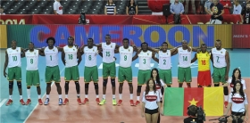 Men's African Olympic Qualifier at peak interest with a record participation